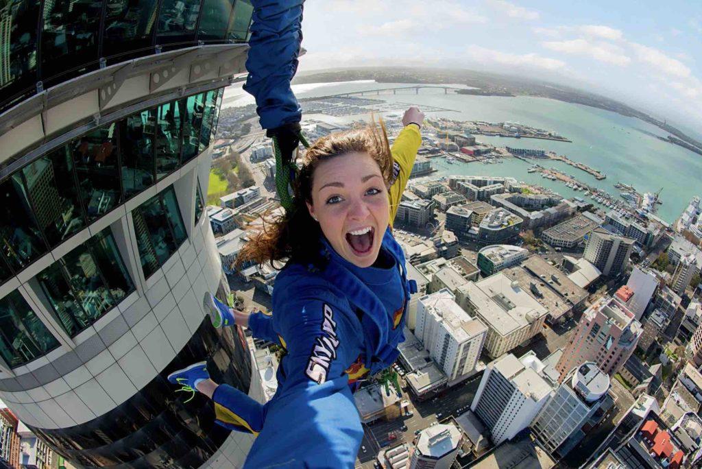 Auckland Sky Jump