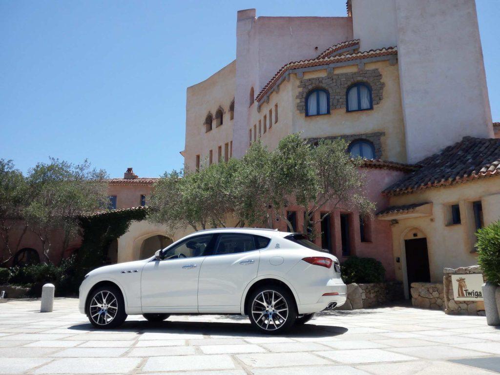 Maserati Summer Experience 2017_ Levante at Cala di Volpe Hotel