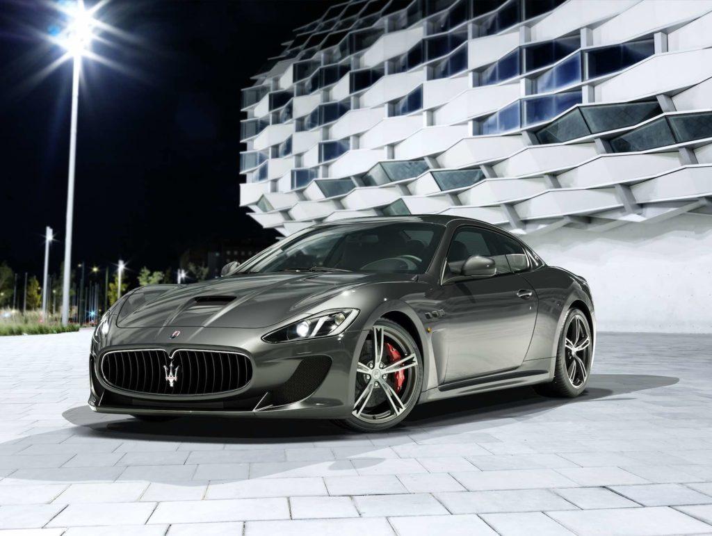 The Maserati Gran Turismo is one of the top Italian luxury cars
