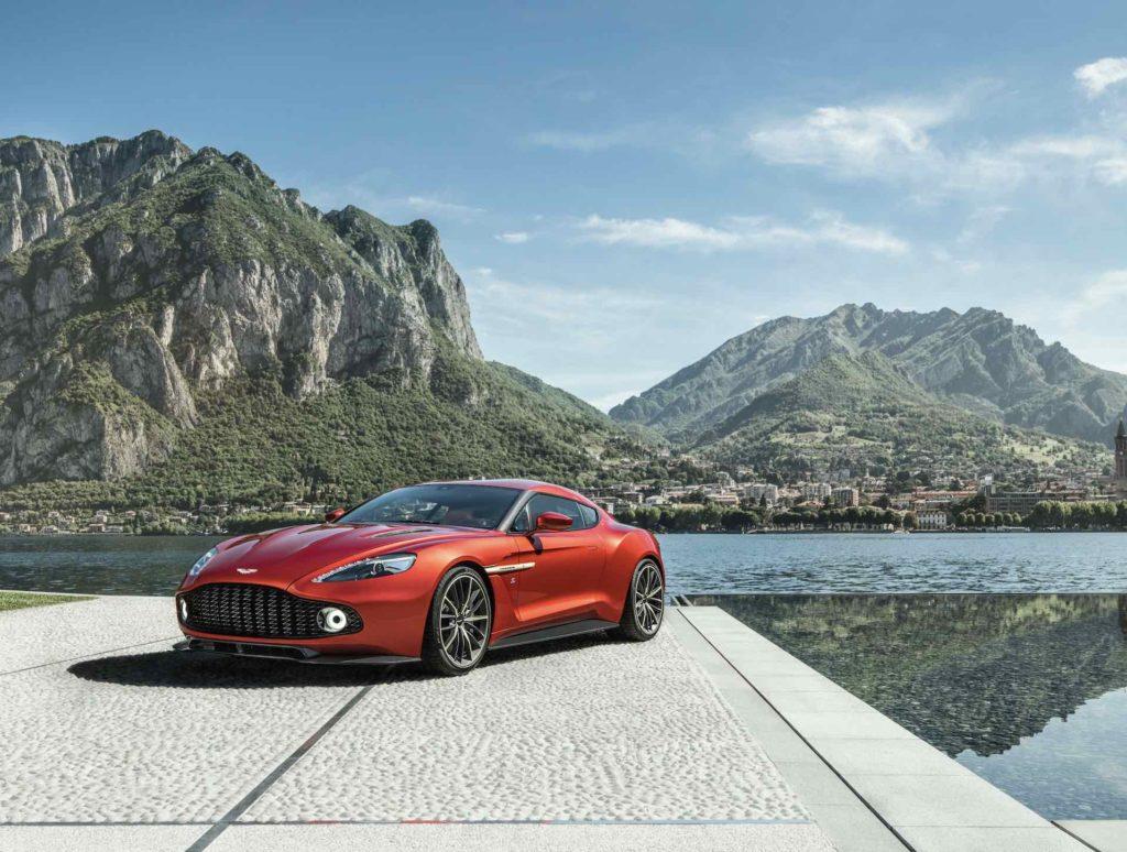 Zagato Aston Martin Vanquish