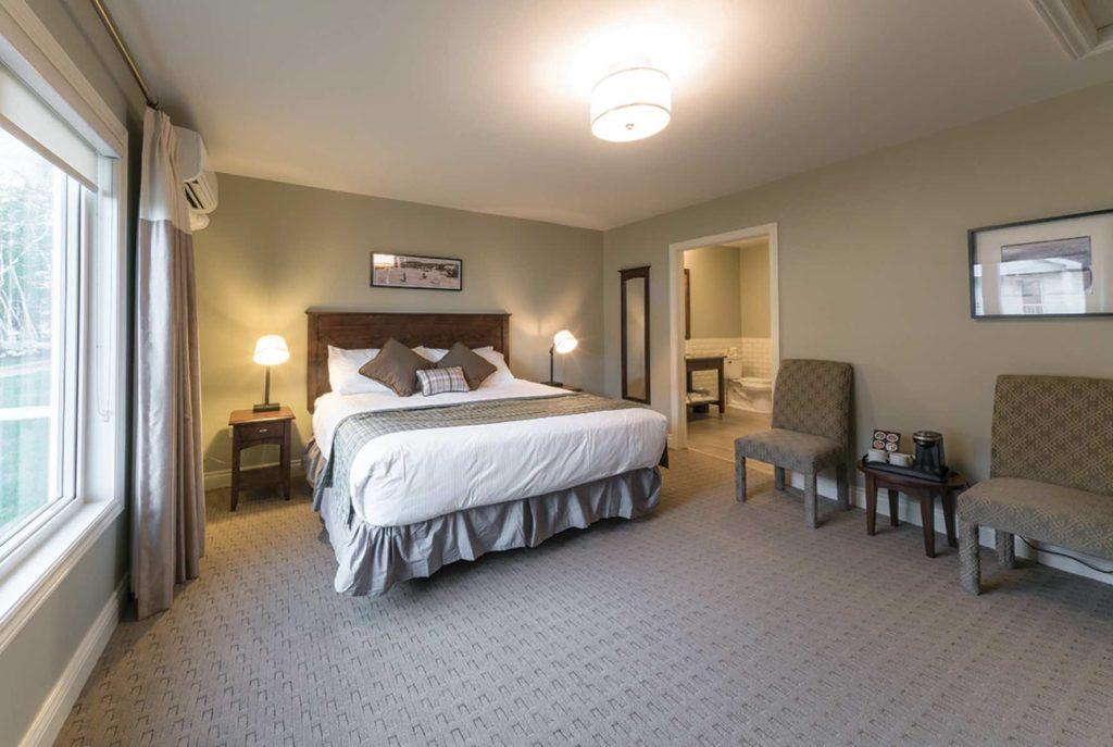 Keltic Lodge bedroom