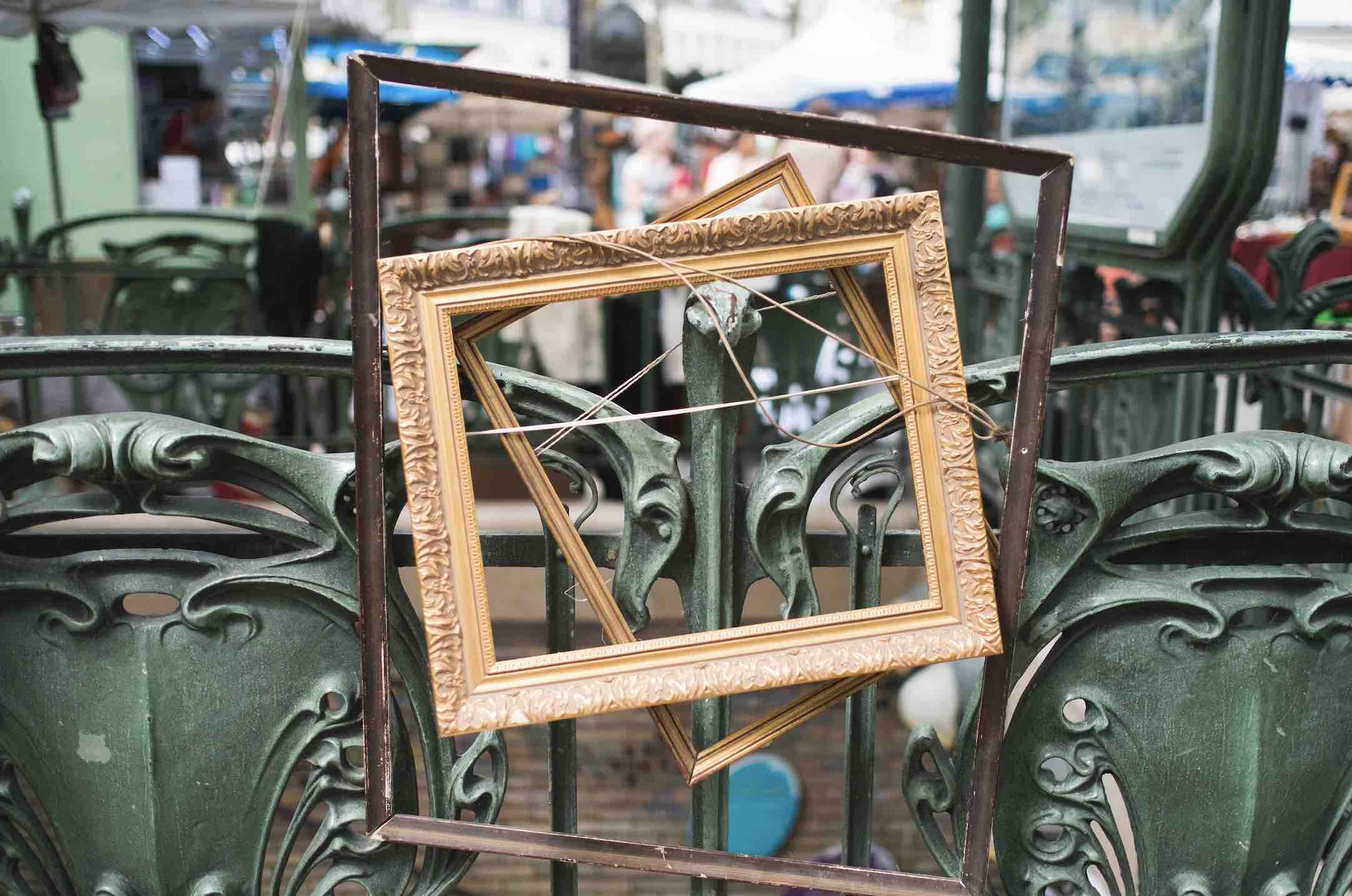 Visiting the antique market at St Paul Village is one of the top things to do in le Marais