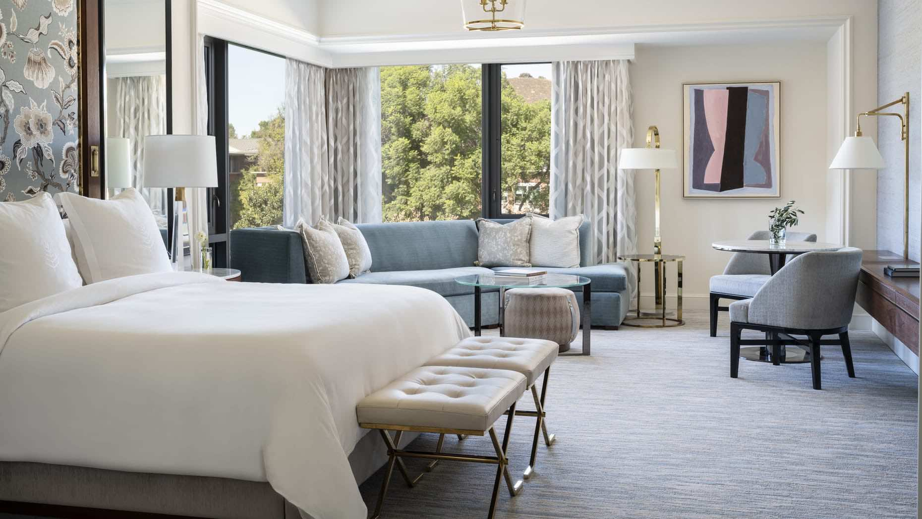 Luxury Suite at the Four Seasons Westlake Village