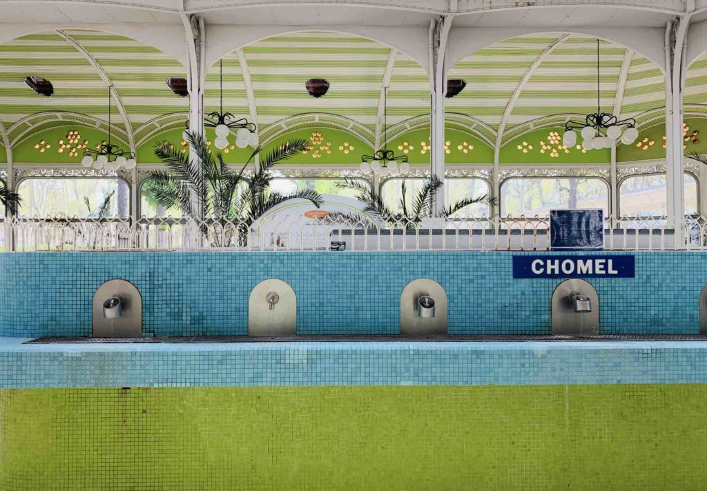 The famous spas of Vichy as you trace Coco Chanel' Auvergne roots