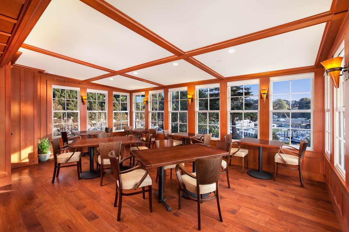 NHI_Interior_Conference Room Noyo Harbor Inn