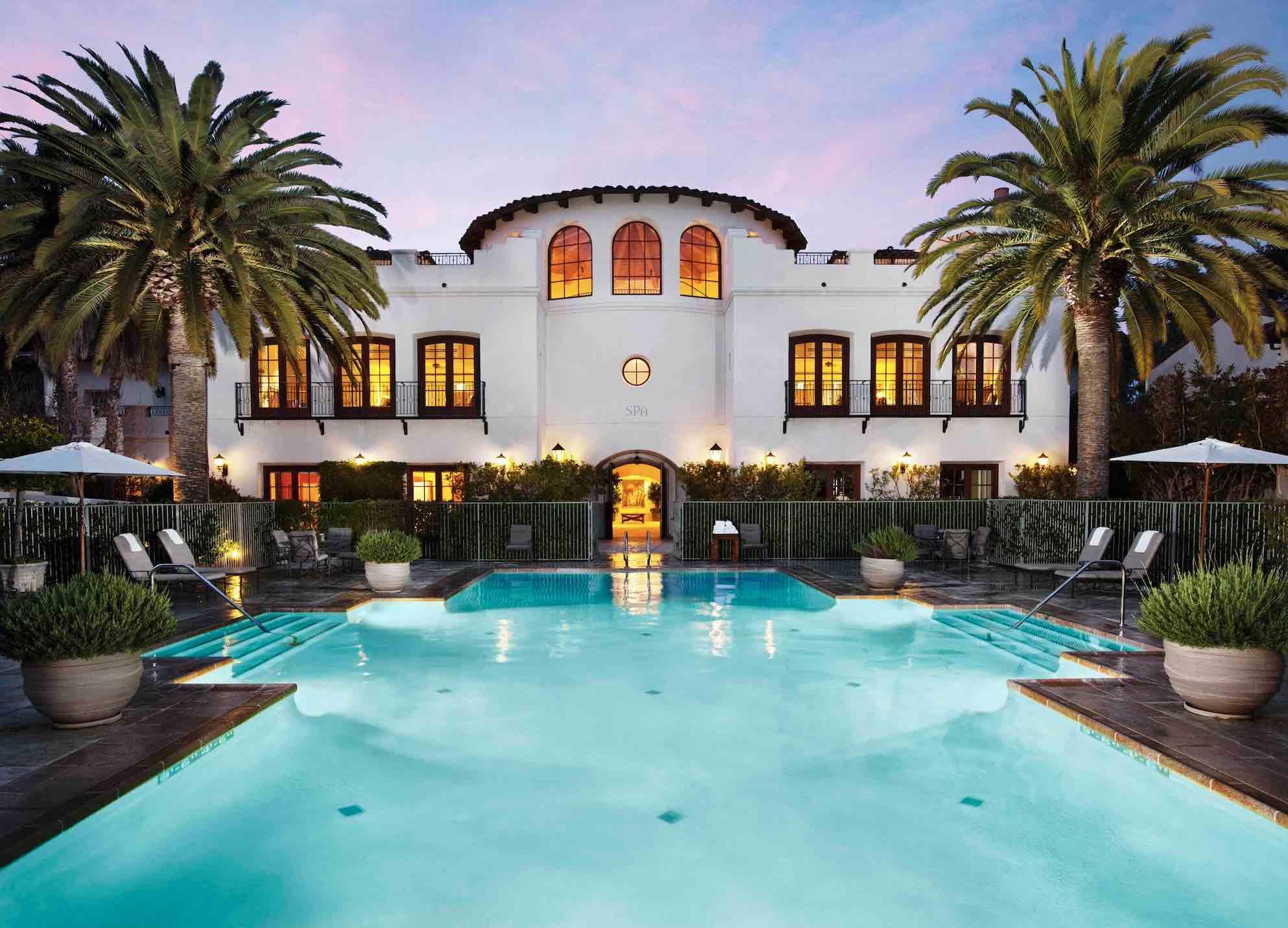 TheRitzCarltonBacara_SpaExterior_courtesyTheRitzCarltonBacara things to do in Santa Barbara